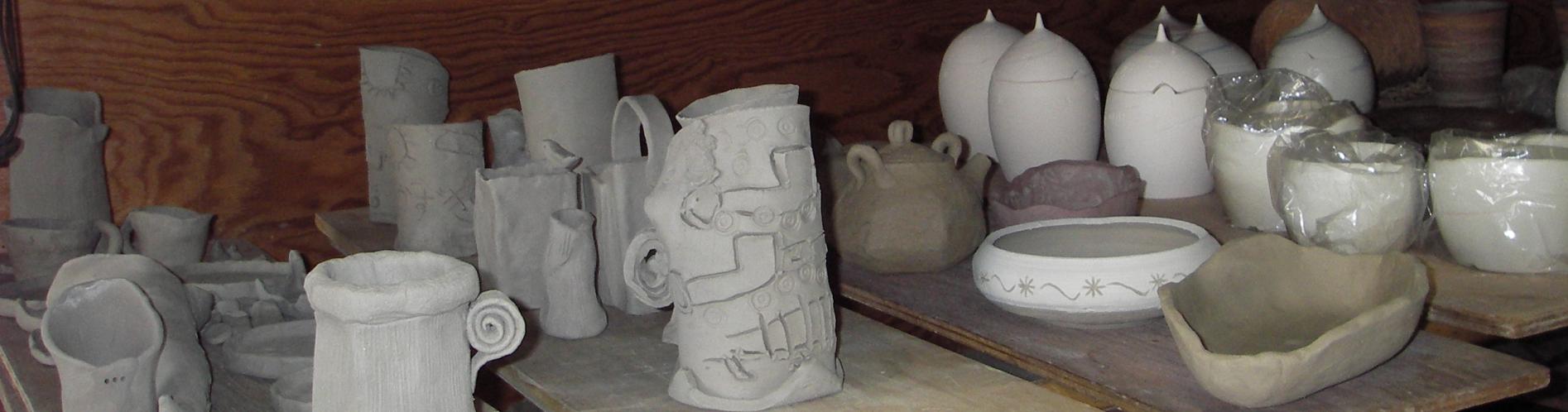 新しい陶芸との出会いが待ってます